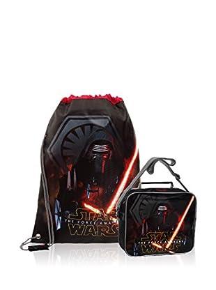 Star wars Rucksack + Kulturbeutel Star Wars First Order