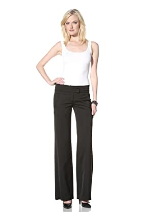 L.A.M.B. Women's Tuxedo Pant (Black)