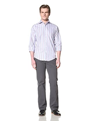 GANT by Michael Bastian Men's The M.B. Two Color Oxford Spread (Bobby Blue)