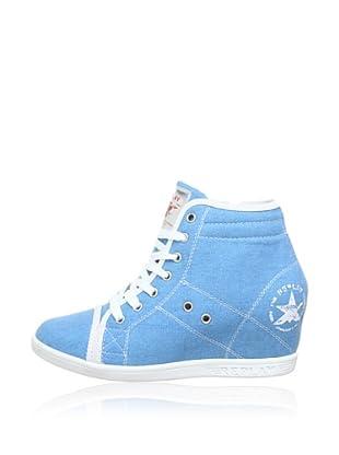 Replay Mädchen Sneaker Regent (Blau)
