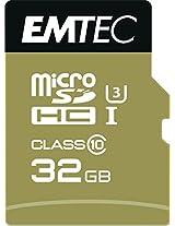 Emtec Speed'In Micro SDHC Card (ECMSDM32GHC10SP)