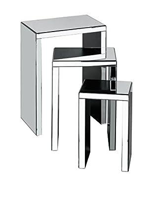 Premier Housewares Tisch Set, 3-teilig