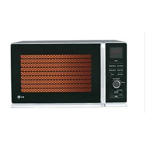 LG MC-8087ABR Convection Microwave Oven-Black