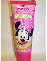 Disney Minnie Mouse Shampoo Strawberry Scented 6 ounce