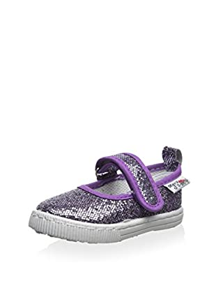Lilly of New York Kid's Glitter Mary Jane