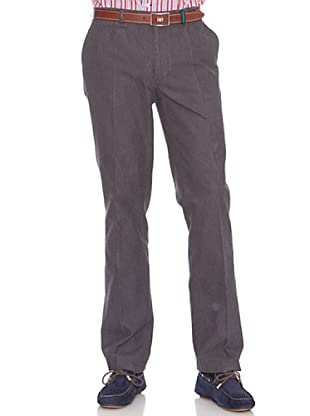 PEDRO DEL HIERRO Pantalón Vestir (gris)