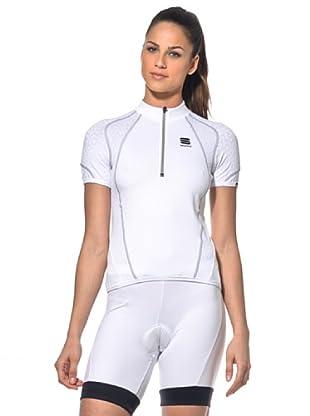 Sportful Mallot Bike Chic (Blanco)
