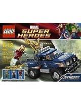 Game / Play LEGO Loki's Cosmic Cube Escape 6867 Includes 3 minifigures: Iron Man Loki and Hawkeye Toy / Child / Kid