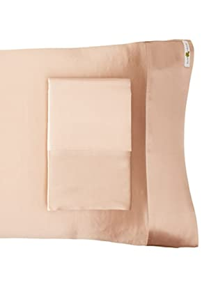 Kumi Kookoon Set of 2 Silk Pillowcases (Champagne)