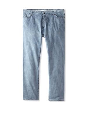 Ermenegildo Zegna Men's 5-Pocket Jean (Light Blue)