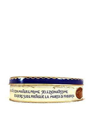 Vintage Caffarel Prochet Pastiglie di Ciolccolata Tin Box, Cream/Blue/Gold