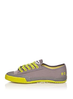 Shulong Zapatillas Shustreet Low Plus (Gris / Lima)