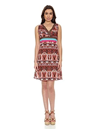 Sándalo Vestido Malagamix (Multicolor)