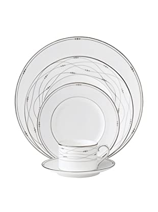 Royal Doulton Precious Platinum 5-Piece Place Setting