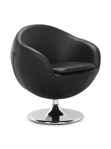 Zuo Bounce Chair (Black)
