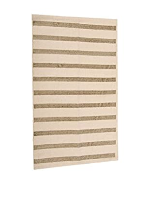 LA FINESSE Bad Teppich beige/oliv