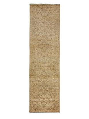 Darya Rugs Oushak Oriental Rug, Ivory, 2' 9