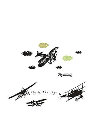 SuperStudio Wandtattoo Fly Away