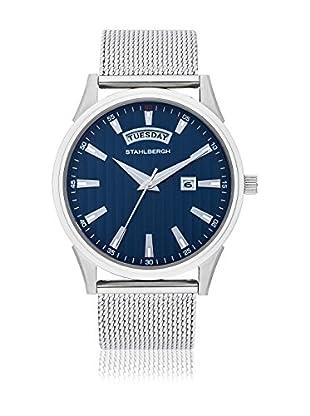 Stahlbergh Reloj Db76 Ø 41 mm (Azul)