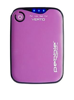 Veho Pebble Verto Mobiles Aufladegerät  Vpp-201-Cp lila