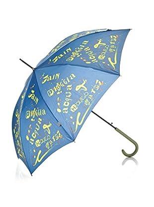 H.Due.O Ombrello Rain Blu