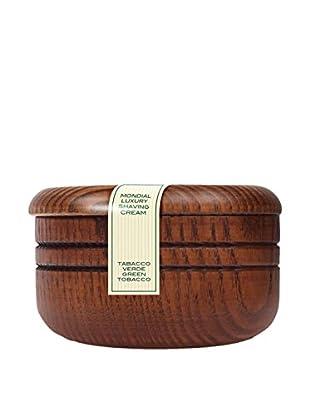 Mondial Shaving Crema Para Afeitar Tabaco Verde 140 ml