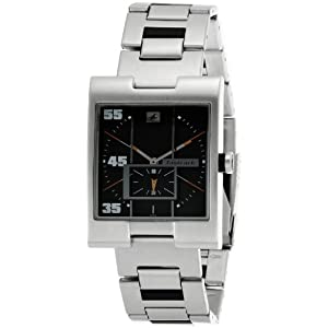 Fastrack NC1477SM01 Men's Watch-Silver