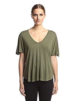 Nation Women's Leah T-Back Tee