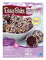 Easy Bake Ultimate Oven Chocolate Truffles Refill Playset