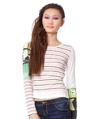 Custo Camiseta Voyage (Multicolor)