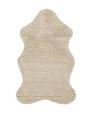 ABC Tappeti Teppich Berber Shape beige 80 x 125 cm