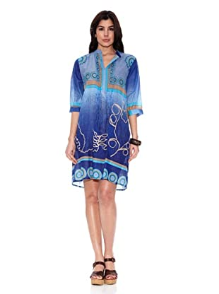 HHG Vestido Gina (Azul)