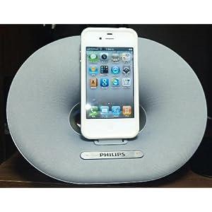 PHILIPS フィデリオ ドッキングスピーカー DS3000 iPhone/iPod接続