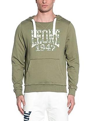 Leone 1947 Kapuzensweatshirt LLM676/SS15
