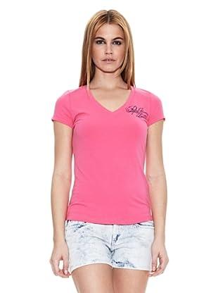 Pepe Jeans London Camiseta Mavi (Rosa)
