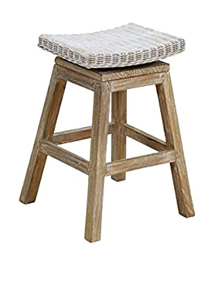 Jeffan Carmen Counterstool, White