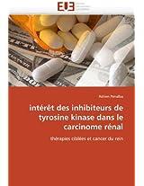 Interet Des Inhibiteurs de Tyrosine Kinase Dans Le Carcinome Renal