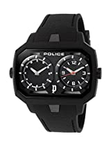 Police Analog Black Dial Men's Watch - 13076JPB-02