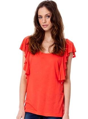 Rip Curl Camiseta Utopics (Coral)