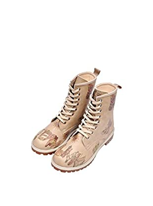 Dogo Botas Steam Punk (Beige)
