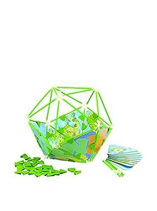 Hape - Juego de globo Arquitetrix (0HPE5528)