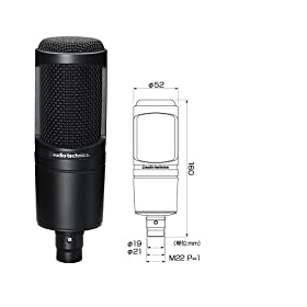 audio technica AT2020