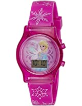 Disney Digital Multi-Colour Dial Girl's Watch - DW100478