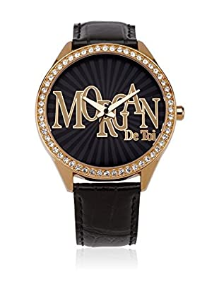 Morgan de Toi Orologio al Quarzo Woman M1089Rg Nero 42 mm