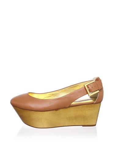 Ted Baker Women's Luzula Platform Sandal (Tan)