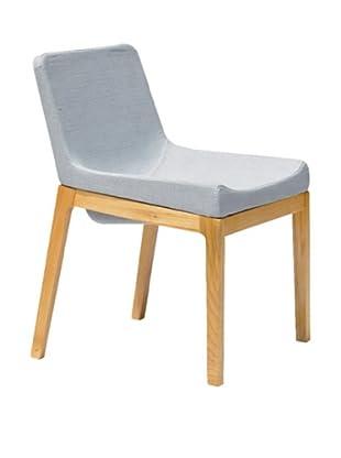 International Design USA Soho Dining Chair, Gray