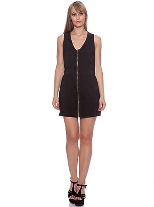 Santa Barbara Vestido Básico (Negro)