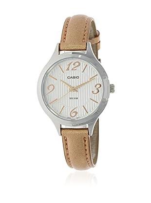 Casio Reloj con movimiento cuarzo japonés Woman Ltp-1393L-7A2 33 mm