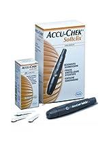 ACCU- CHEK SOFT CLIX LANCETS-25'S(MINIMUM-2)