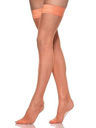 SiSi Moda Rubens Autoreggenti (Arancio)